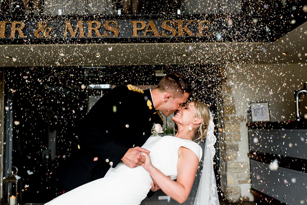 Weddings & Celebrations <br>at The Priory Barn & Cottages Syningthwaite