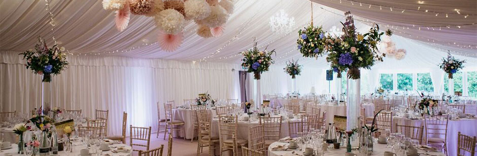Welcome to The Priory, Barn &amp; Cottages, <br>a unique Venue for all occasions